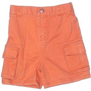 Polo by Ralph Lauren Orange Cargo Shorts Boy's 18m